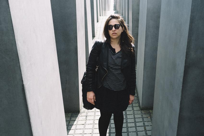 The Holocaust Memorial, Cora-Berliner-Straße 1